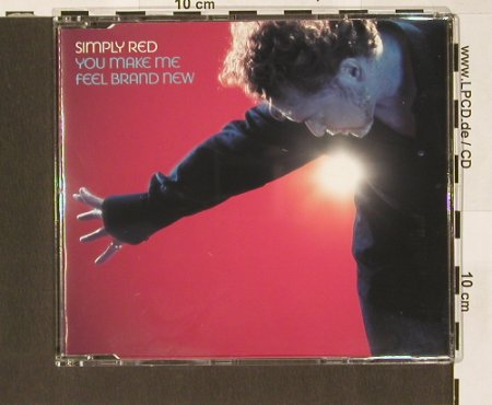 Simply Red: You Make Me Feel Brand New, SinmplyR.(), 1Tr.Promo, 03 - CD5inch - 90829 - 7,50 Euro