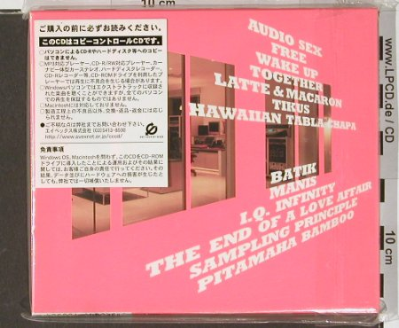 Towa Tei: Sweet Robots against the Machine, CTRC(), J, FS-new,  - CD - 90849 - 12,50 Euro