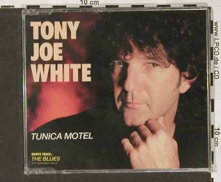 White,Tony Joe: Tunica Motel/Steamy Window/TheBlues, Polydor(), F, FS-New, 1991 - CD5inch - 90858 - 5,00 Euro