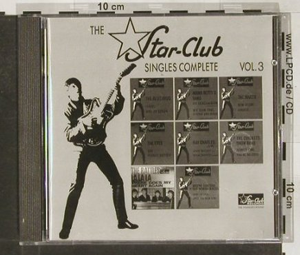 V.A.The Star Club: Singles Complete Vol.3, Star Club(), D,  - CD - 91038 - 12,50 Euro