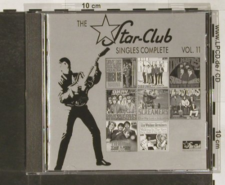 V.A.The Star Club: Singles Complete Vol.11, Star Club(), D,  - CD - 91046 - 12,50 Euro