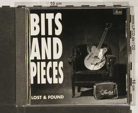 V.A.Bits & Pieces: Lost & Found, Star Club(), D,  - CD - 91051 - 12,50 Euro