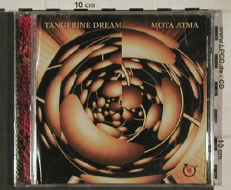 Tangerine Dream: Mota Atma, OST,  FS-New, TDP(TDP001CD), D, 2003 - CD - 91201 - 10,00 Euro