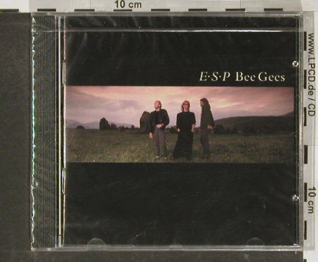 Bee Gees: E.S.P, FS-New, WB(075992554121), D, 1987 - CD - 91210 - 10,00 Euro