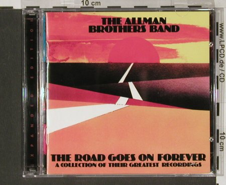 Allman Brothers Band: The Road goes on Forever,30 Tr., Mercury(), , 2001 - 2CD - 91234 - 12,50 Euro
