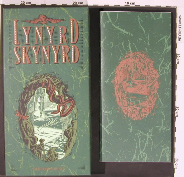 Lynyrd Skynyrd: The Definitive Coll., Box Set, MCA(D3 10390), US, 91 - 3CD - 91243 - 15,00 Euro