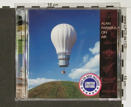 Parsons,Alan: On Air, + Multimedia CD Rom, CNR(ARC 334), , 96 - CD/ROM - 91313 - 12,50 Euro