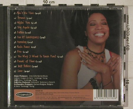 Rogers,Carmen: Free, FS-New, Expansion(XECD 39), , 2004 - CD - 91460 - 7,50 Euro