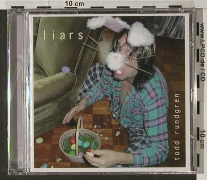 Rundgren,Todd: Liars, FS-New, Sanctuary(277), EU, 2004 - CD - 91608 - 10,00 Euro