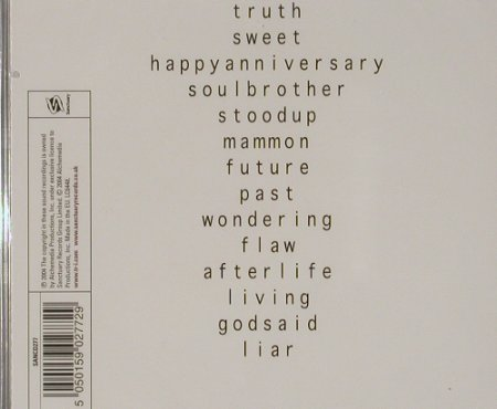 Rundgren,Todd: Liars, FS-New, Sanctuary(277), EU, 2004 - CD - 91608 - 5,00 Euro