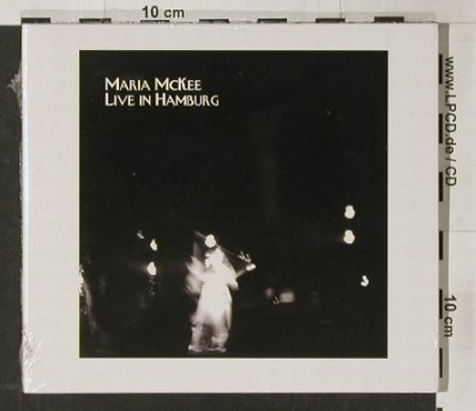 Mc Kee,Maria: Live in Hamburg, Digi, FS-New, Viewfinder(), , 2004 - CD - 91648 - 10,00 Euro