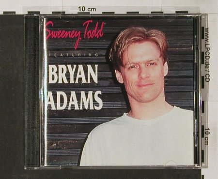 Todd,Sweeney feat. Brian Adams: Same, Merlin(MER005), EEC, 1992 - CD - 91704 - 10,00 Euro