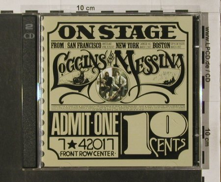 Loggins & Messina: On Stage'74, Columbia(), A, 98 - 2CD - 91728 - 12,50 Euro
