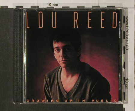 Reed,Lou: Growing Up In Public '80, Arista(262 917), D, 1992 - CD - 91736 - 10,00 Euro