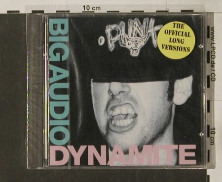 Big Audio Dynamite: F-Punk, FS-New, Radio(), EEC, 95 - CD - 91741 - 10,00 Euro