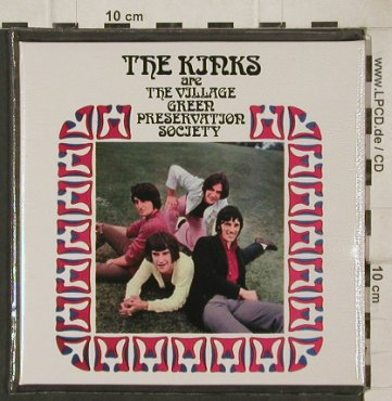 Kinks: Are the Village.Society'68,Digi, Sanctuary(CMTcd319), UK,FS New, 2001 - CD - 91753 - 10,00 Euro
