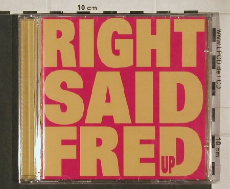 Right Said Fred: Up, FS-New, Blow Up(), D, 1992 - CD - 91775 - 7,50 Euro