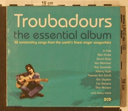 V.A.Troubadors: The Essential Album, FS-New, UnionSq.(), , 2002 - 2CD - 91868 - 10,00 Euro