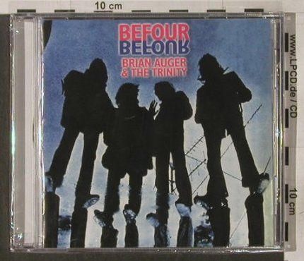 Auger,Brian & The Trinity: Befour, FS-New, Sanctuary(), EU, 2004 - CD - 92213 - 10,00 Euro