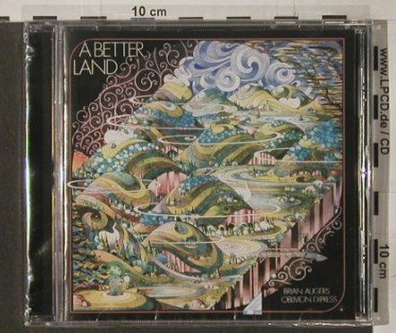 Auger,Brian & The Trinity: A Better Land,10Tr.FS-New, Sanctuary(), EU, 2004 - CD - 92217 - 10,00 Euro