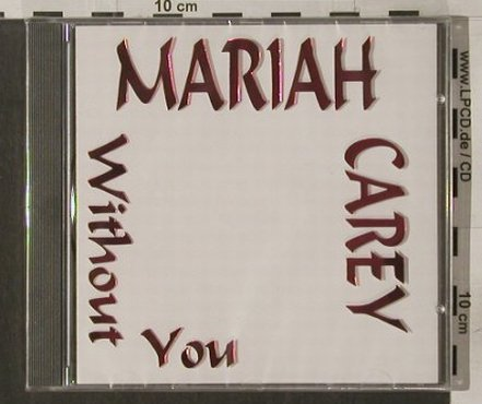Carey,Mariah: Without You,rec.Live USA'94, FS-New, Hot Shots(H 88006), ,  - CD - 92229 - 10,00 Euro