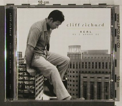 Richard,Cliff: Real As I Wanna Be, EMI(), EU, 1998 - CD - 92239 - 10,00 Euro