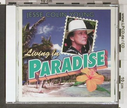 Young,Jesse Colin: Living in Paradise, FS-New, JCY / Ryco(), , 2004 - CD - 92277 - 9,00 Euro