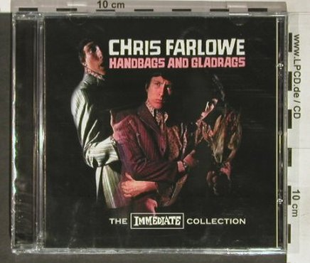 Farlowe,Chris: Handbags and Gladrags,27Tr., FS-New, Sanctuary(), EU, 2004 - CD - 92280 - 10,00 Euro