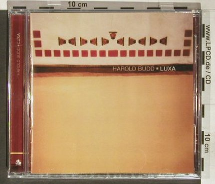 Budd,Harold: Luxa, FS-New, All Saints Rec(), EU, 2005 - CD - 92282 - 10,00 Euro