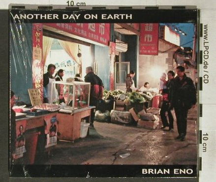 Eno,Brian: Another Day on Earth, Digi, FS-New, Hannibal/Ryko(HNcd1475), , 2005 - CD - 92308 - 11,50 Euro