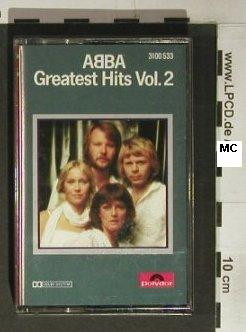 Abba: Greatest Hits, Vol.2, Polydor(3100 533), D,  - MC - 92314 - 4,00 Euro