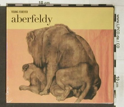 Aberfeldy: Young Forever, Digi, FS-New, RoughTrade(), EU, 2004 - CD - 92315 - 10,00 Euro