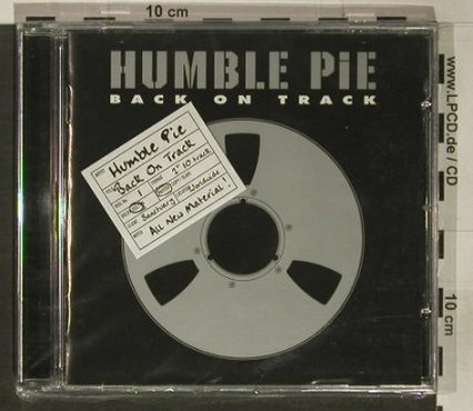Humble Pie: Back on Track, FS-New, Sanctuary(), UK, 2002 - CD - 92371 - 10,00 Euro