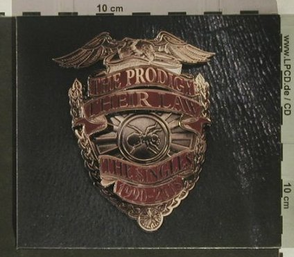 Prodigy: Their Law/The Singles 1990-2005, XL Rec.(), EU, 2005 - 2CD - 92474 - 12,50 Euro