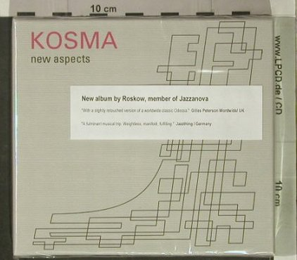 Kosma: New Aspects, Digi, Box, FS-New, INFRACom!(IC 118-2), , 2005 - CD - 92501 - 12,50 Euro