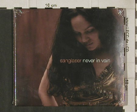 San Glaser: Never in Vain, Digi, FS-New, EMI(), , 2005 - CD - 92511 - 7,50 Euro