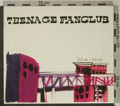 Teenage Fanclub: Man-Made, FS-New, PeMa(), EU, 2005 - CD - 92516 - 11,50 Euro
