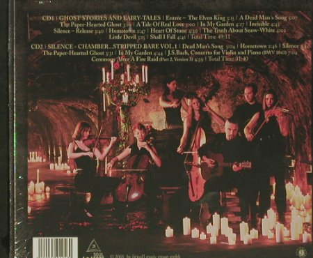 Chamber: Ghost Stories and Fairy-Tales,Digi, Trisol(TRI 257), EU,FS-New, 2005 - 2CD - 92518 - 12,50 Euro