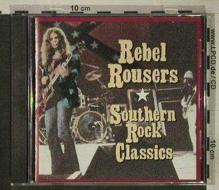 V.A.Rebel Rousers: Southern Rock Classics, Rhino(R2 70586), US, 1992 - CD - 92552 - 7,50 Euro