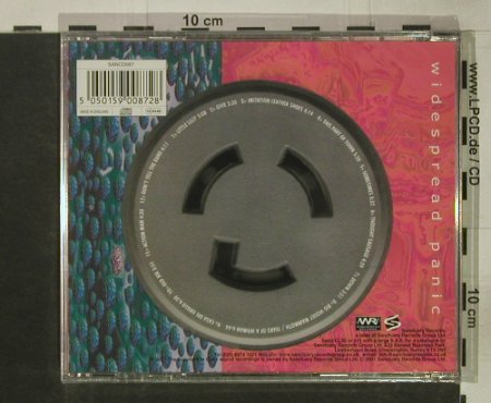 Widespread Panic: Don't Tell The Band, FS-New, Sanctuary(), UK, 2001 - CD - 92555 - 10,00 Euro