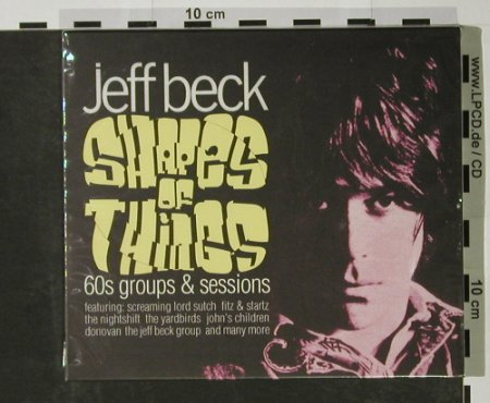 Beck,Jeff: Shapes Of Things, FS-New, Castle(), , 2003 - CD - 92704 - 11,50 Euro