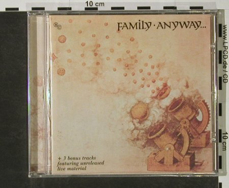 Family: Anyway, FS-New, Mystic(), UK,  - CD - 92708 - 7,50 Euro