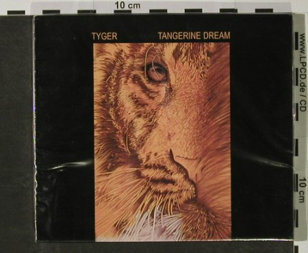 Tangerine Dream: Tyger, FS-New, Sanctuary(), UK, 2003 - CD - 92709 - 11,50 Euro