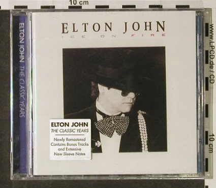 John,Elton: Ice On Fire, 15Tr. Newly Remastered, Mercury(), , 98 - CD - 92747 - 10,00 Euro