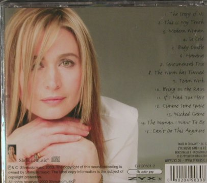 Field,Lauren: Modern Woman, FS-New, ZYX(CR 20501-2), D, 2003 - CD - 92819 - 5,00 Euro