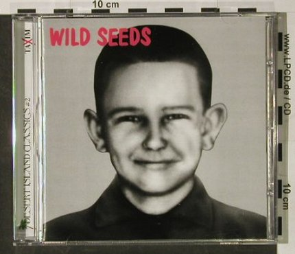 Wild Seeds: Brave,Clean+Reverent (1986), Taxim(TX 2045-2), D, 1999 - CD - 92888 - 7,50 Euro