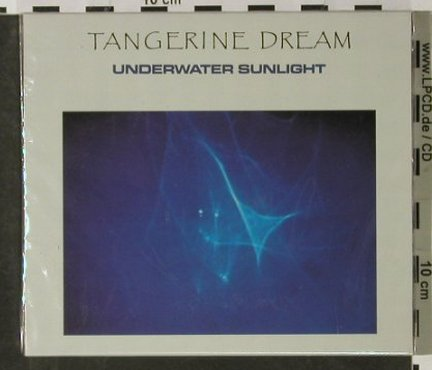 Tangerine Dream: Underwater Sunlight(86), FS-New, Sanctuary(CMRCD 654), UK, 2003 - CD - 92920 - 10,00 Euro