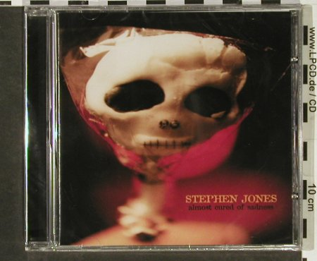 Jones,Stephen: Almost Cured Of Sadness, FS-New, Sanctuary(SANCD 121), UK, 2003 - CD - 92942 - 7,50 Euro