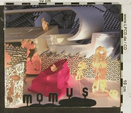 Momus: Oskar Tennis Champion, Digi, FS-New, Cherry Red(ANALOG 008CD), UK, 2003 - CD - 93002 - 7,50 Euro