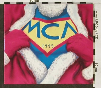 V.A.MCA: 1995-Schwester S. ...Mavericks,Digi, MCA(MCD 33692), D, 1995 - CD - 93044 - 5,00 Euro